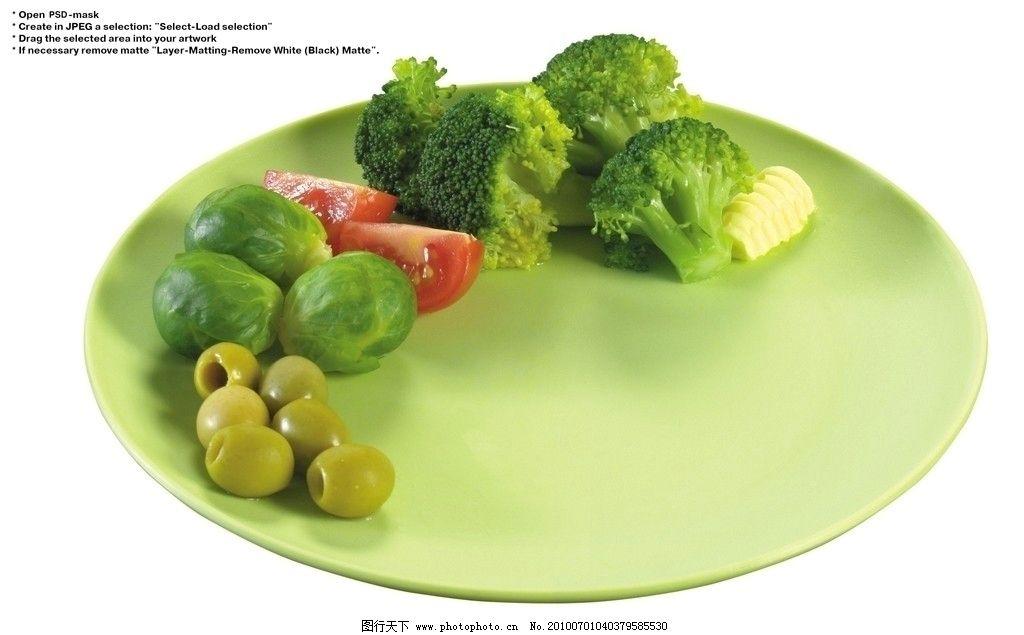 水果拼盘 蔬茶 西红柿