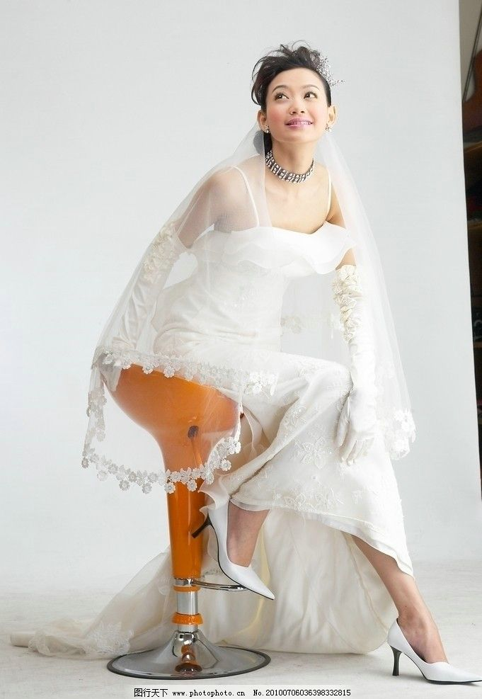 婚纱 婚纱照 婚纱样片 婚纱样照 影楼样片 白纱 新娘 画意摄影