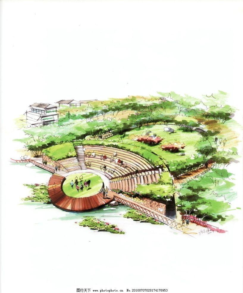 景观手绘 自然景观 景观 园林景观 景观设计 小区景观 建筑景观 景观效果图 景观园林设计 人文景观 园林景观效果图 城市景观 手绘景观 景观平面图 园林景观设计 公园景观 景观园林 景观规划 环境设计 设计 72DPI JPG