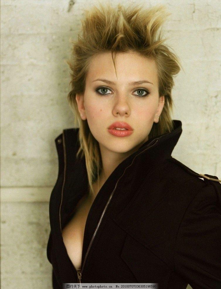 模特 美女 发型图片图片