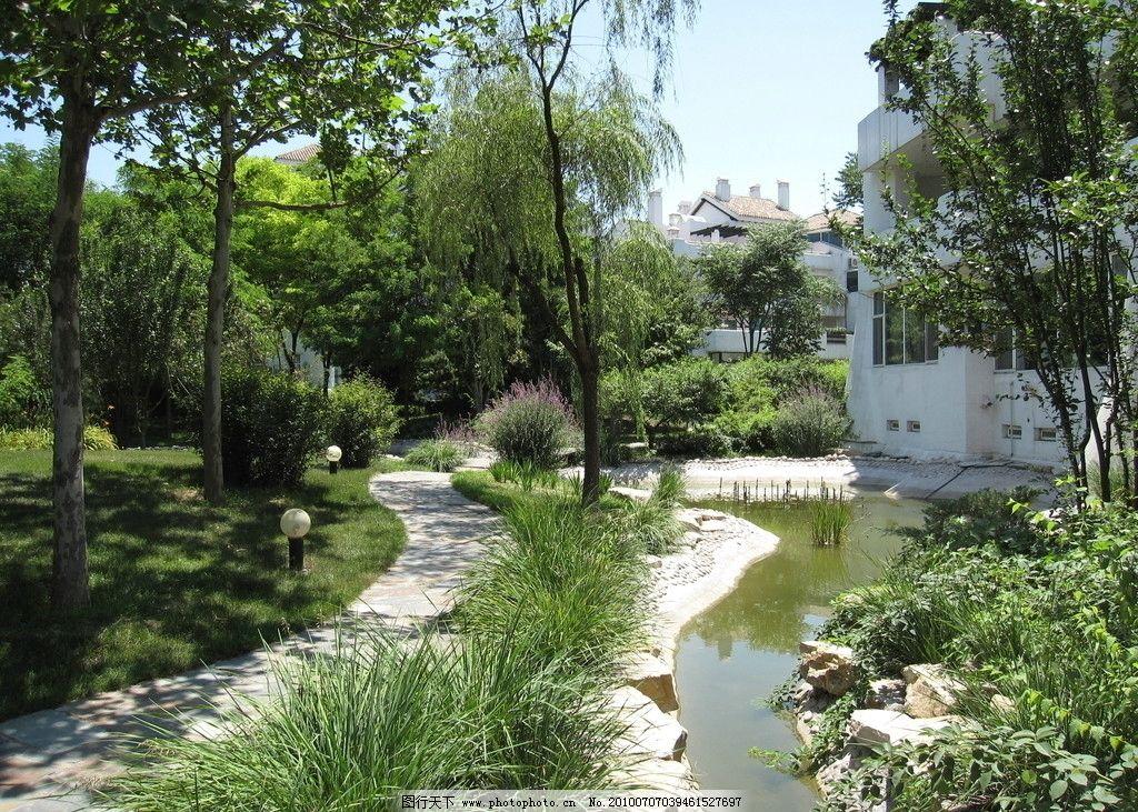 瀛海花园别墅区图片