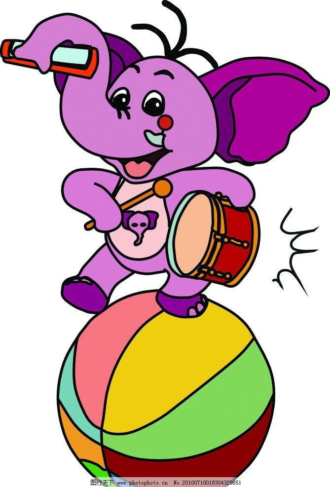 可爱的小象钢琴乐谱