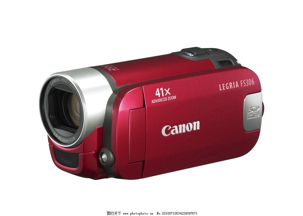 canon 佳能 摄像机图片