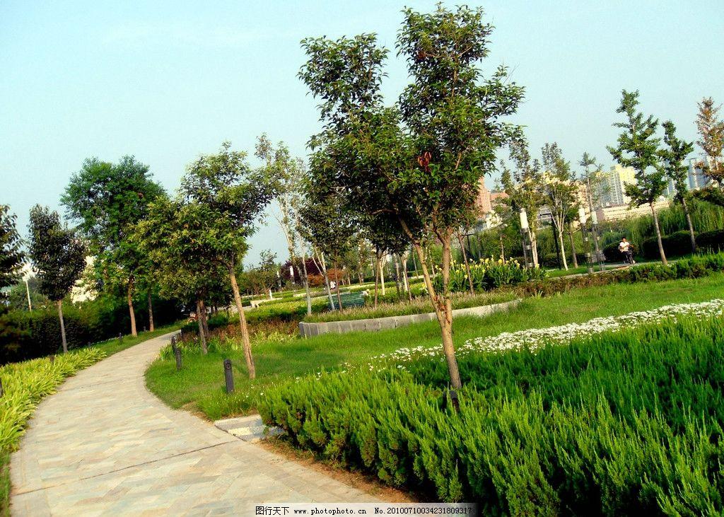 郑州东风渠风景图片