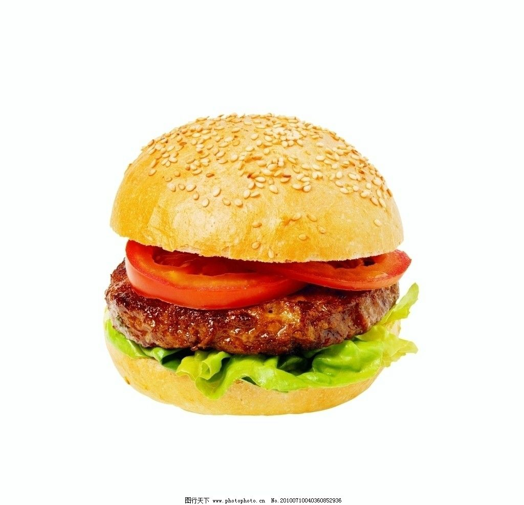 麦当劳食物图片