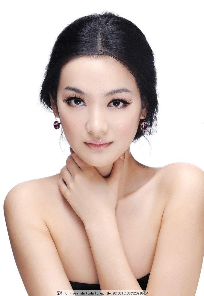 方柏霓 写真 北京电影学院 古典美女 明星偶像 人物图库 摄影 72dpi
