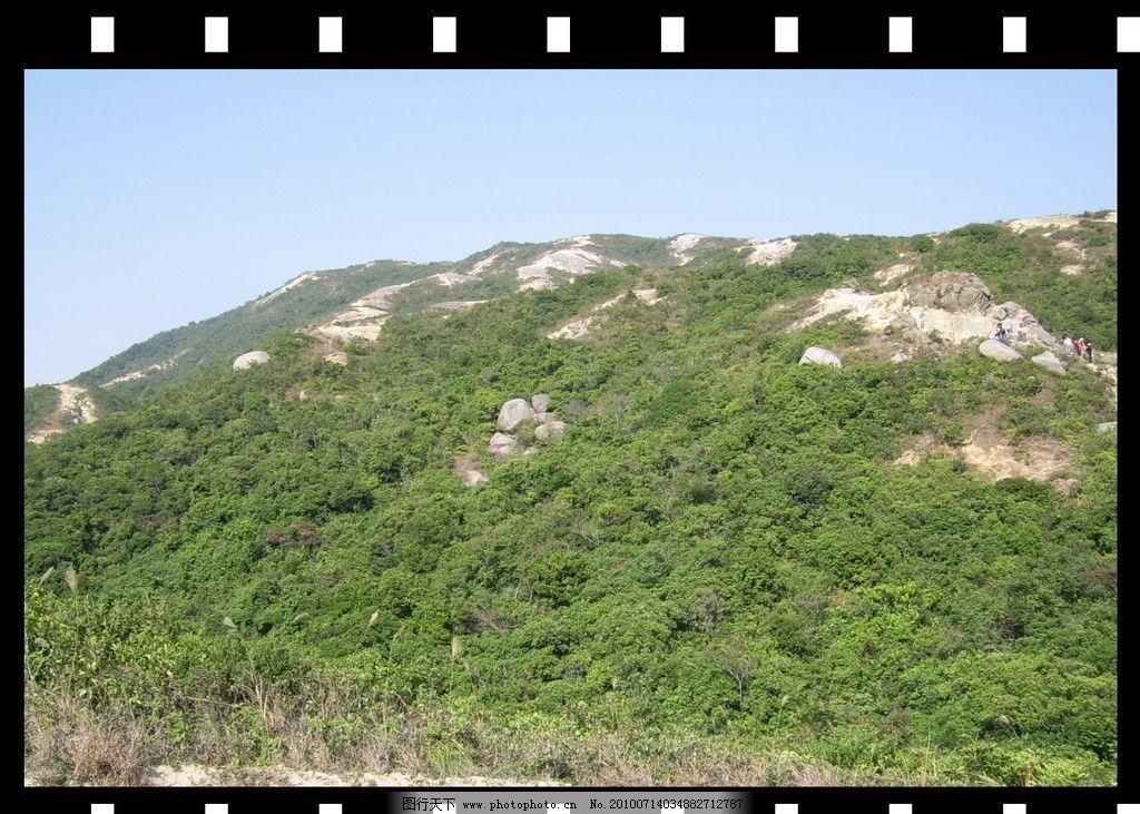 东西冲穿越 自然风景 山