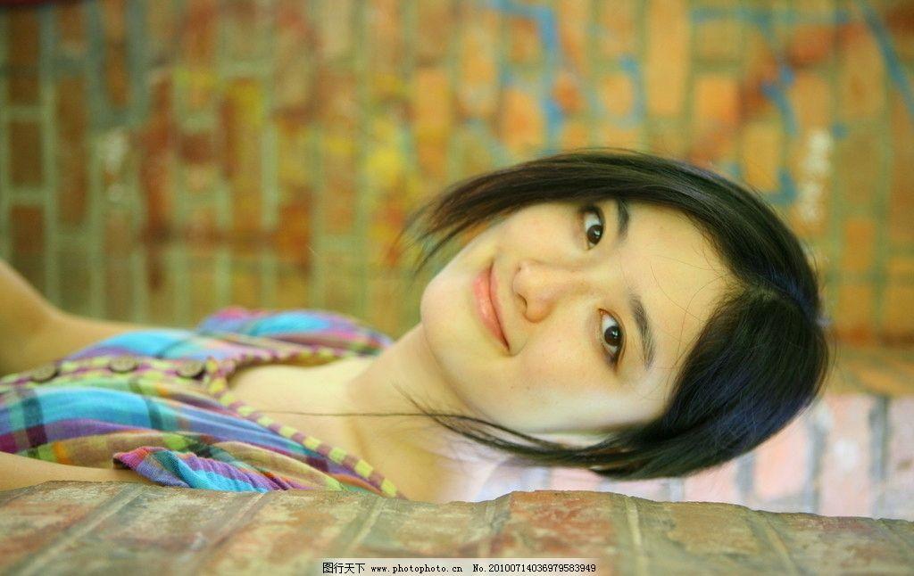女大学生青春生活图片