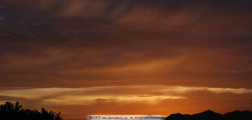 晨光 自然风光 自然风景 自然景观 摄影