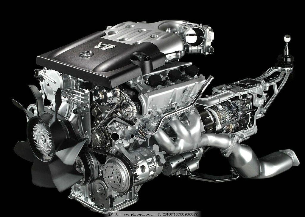 汽车发动机 豪华汽车发动机