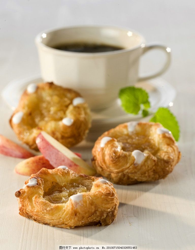 下午茶 咖啡 甜点 面包 蛋糕 奶油 饼干 茶点 休闲 唯美 冰激凌 西餐图片