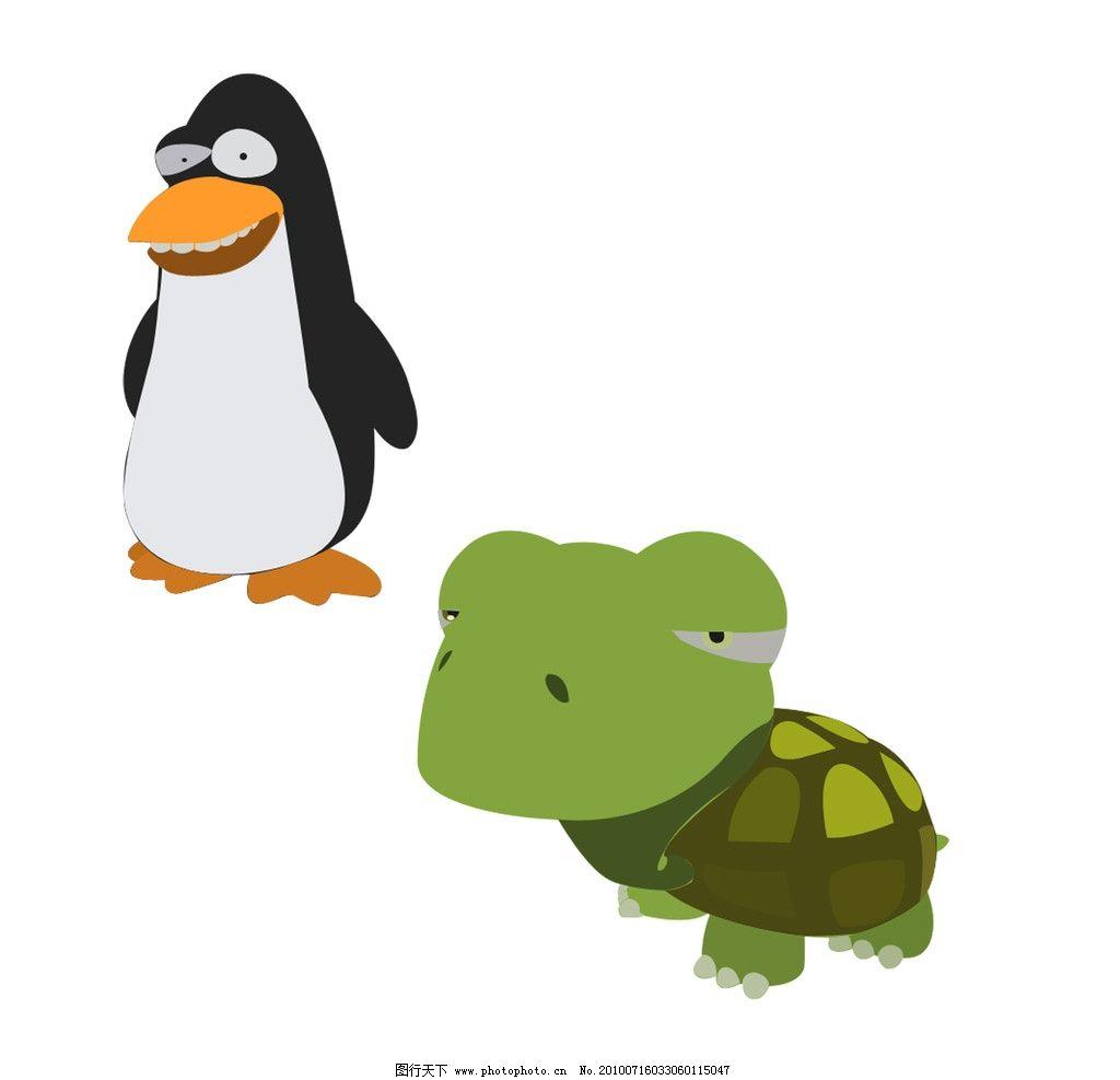 可爱卡通小动物图片