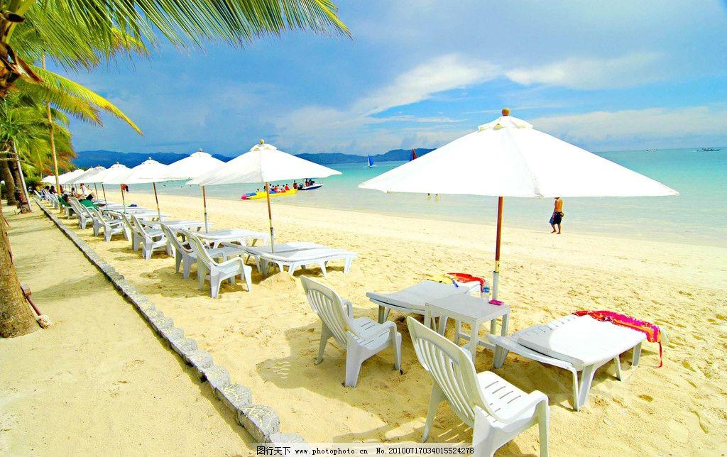 菲律宾长滩岛 菲律宾 岛屿