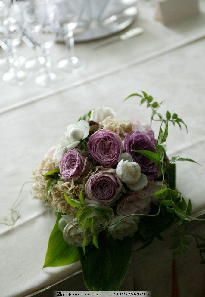 婚礼花束 结婚花束 花束 鲜花 花卉 花朵 花丛 高清 节日庆祝 文化