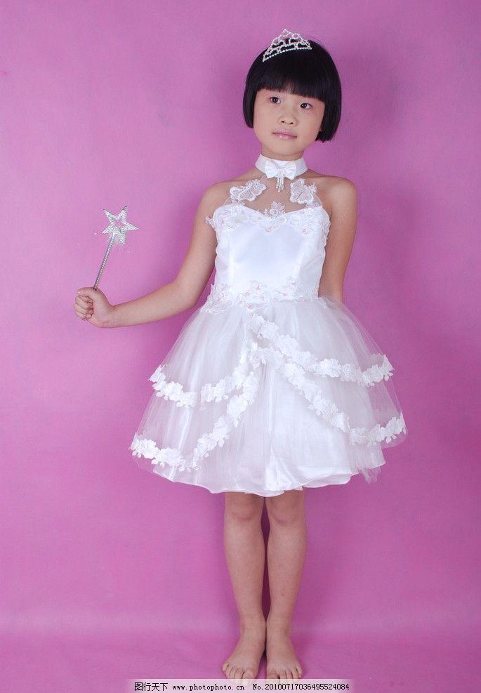 兒童 寫真 藝術照 可愛 漂亮 乖巧 微笑 小公主 兒童幼兒 人物圖庫