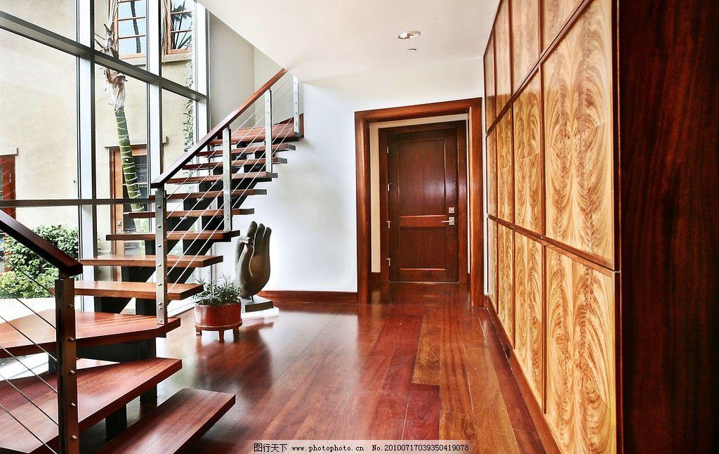 楼梯空间 旋转楼梯 奢华 地板 石材 玄关 欧式 黄色 大厅 室内 别墅