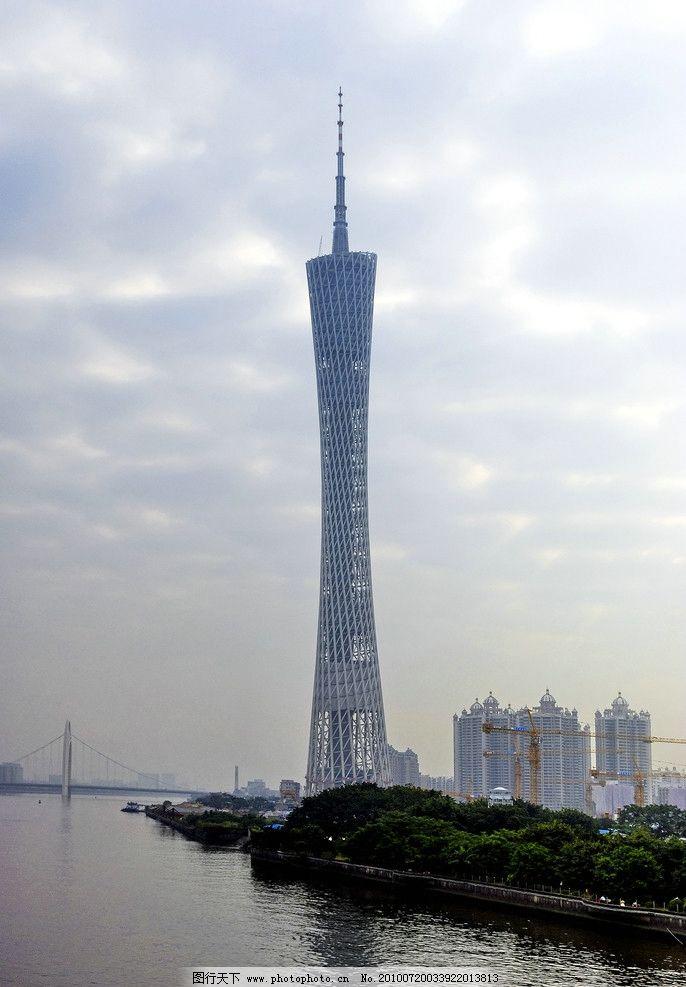 广州电视塔图片