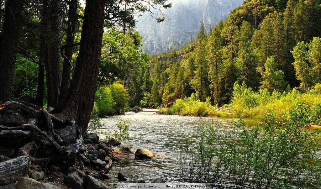 云彩 石头 夜景 船 木筏 风景 湖水 树木 树林 摄影 照片 自然风景