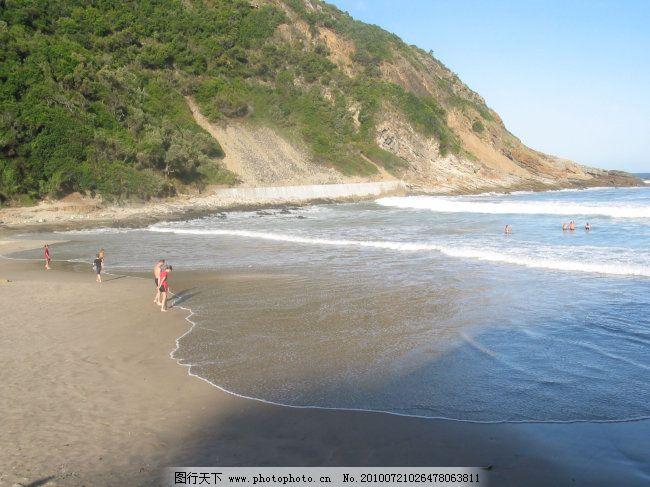 外国风光免费下载 南非风光海滩风景001