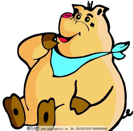 小熊 可爱 卡通 漫画 熊