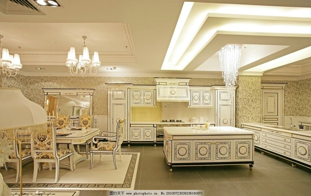 室内效果图 家具 欧式家具