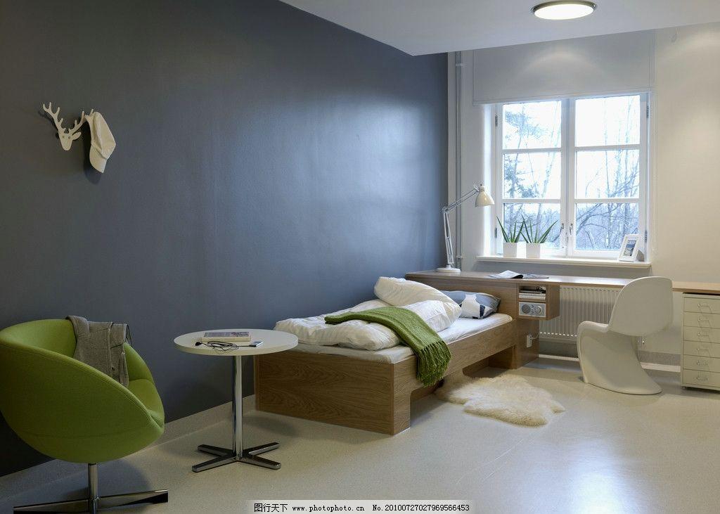 室内高清图片 窗户 室内 卧室 设计 沙发 家装 装修 家居 地板 家具 简约 布置 房间 环境设计 JPG 室内设计 300DPI