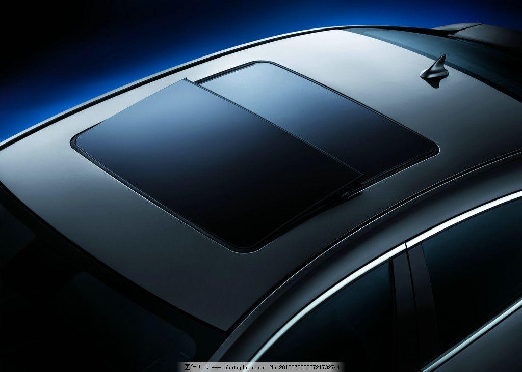 全景天窗 斯柯达 上海通用 合资品牌 汽车 轿车 开启