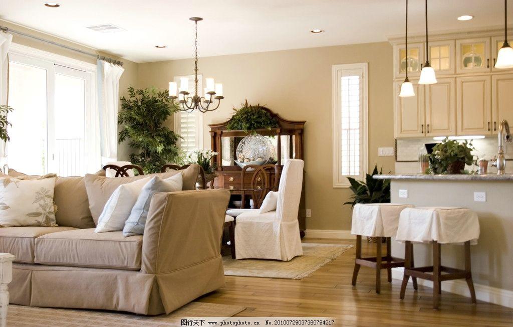 客厅 室内 沙发 椅子 吊灯 植物 盆景 地板 室内设计 效果图 生活百科