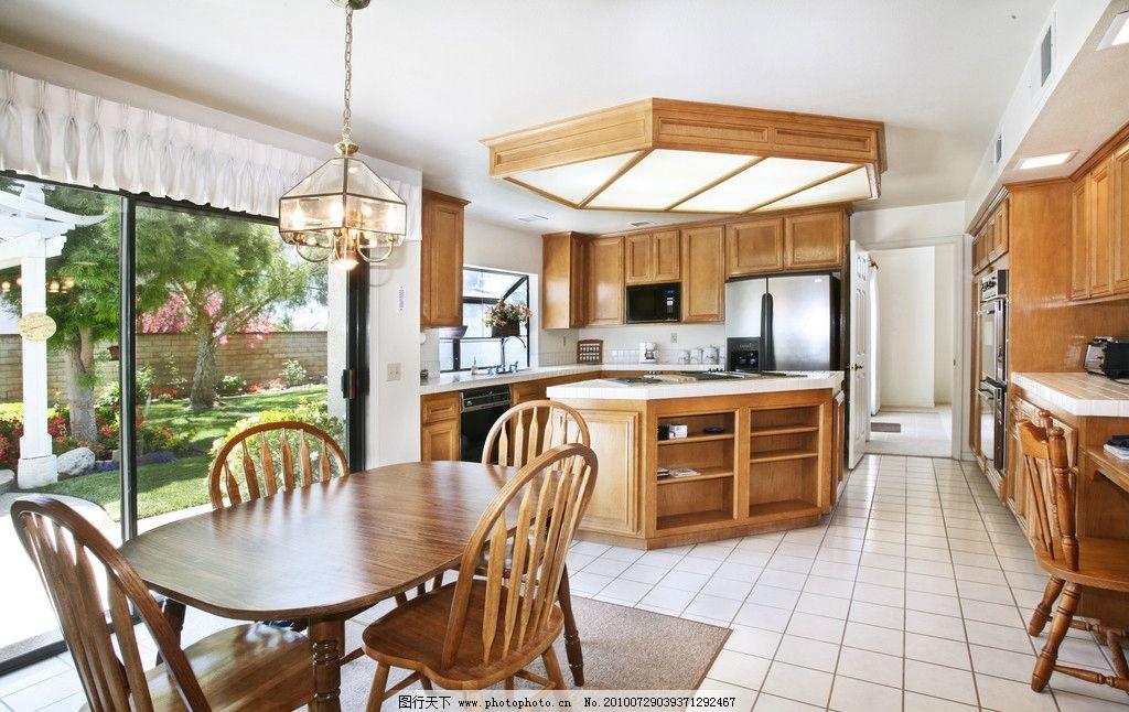 厨房 欧式图片