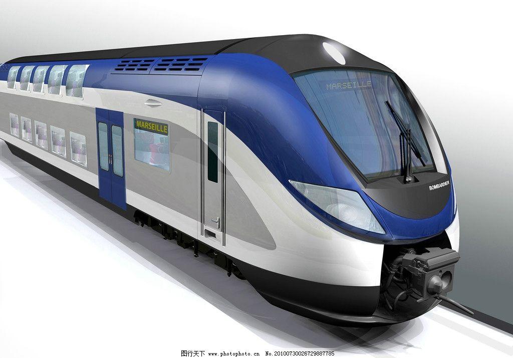 火车高清 动车 高铁 开动中的火车 奔跑的火车 疾驰的火车 摄影