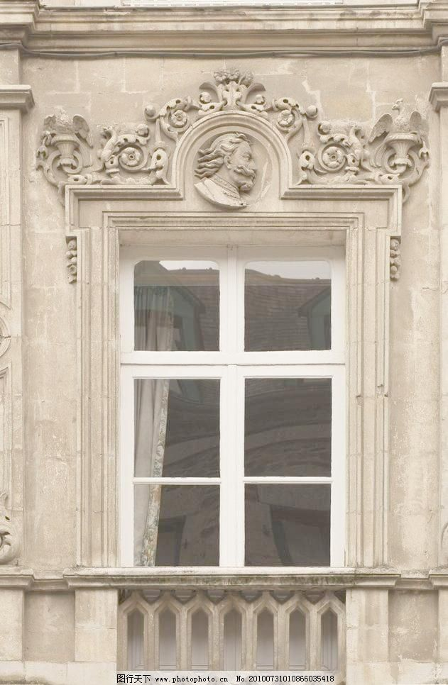 雕刻 雕塑 浮雕 欧式窗设计素材 欧式窗模板下载 欧式窗 欧式 窗户