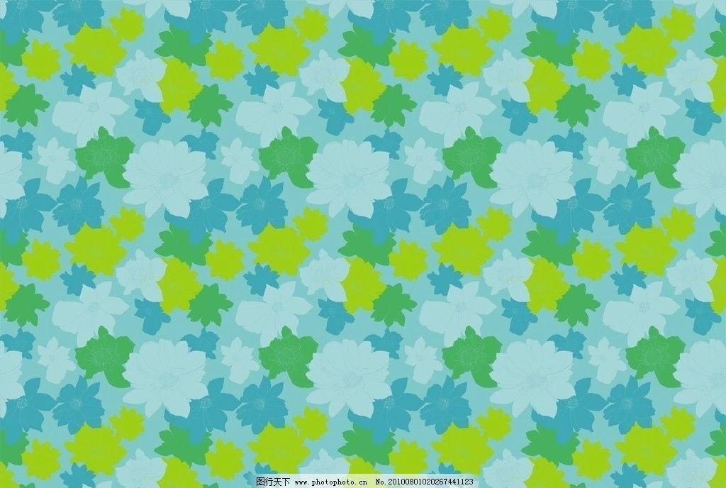 花纹 背景 精致 花 花纹背景 花滕 青色 蓝色 线条 花纹花边 底纹边框