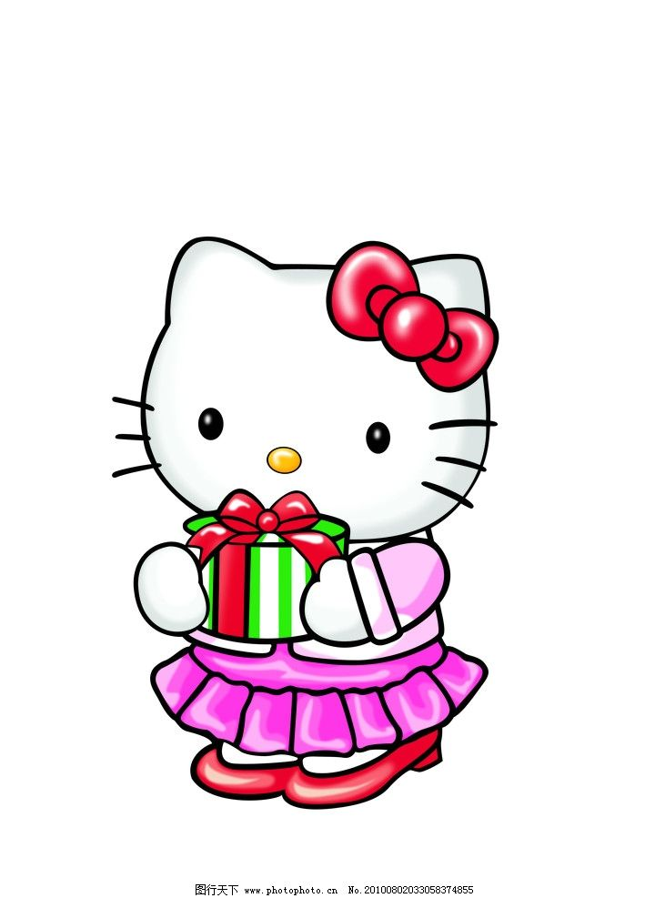凯蒂猫 kt猫 日本卡通 可爱猫 小猫 卡通设计 经典卡通 小卡通 文具