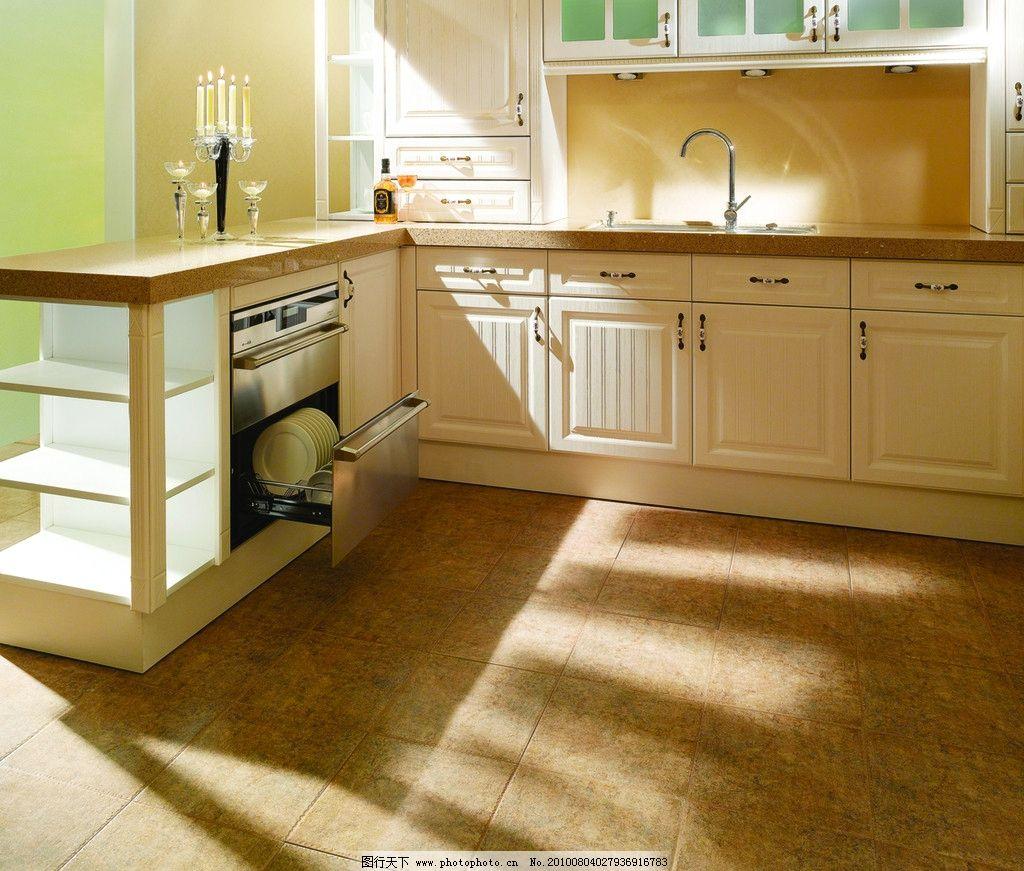欧派 厨柜图片_室内设计_环境设计_图行天下图库