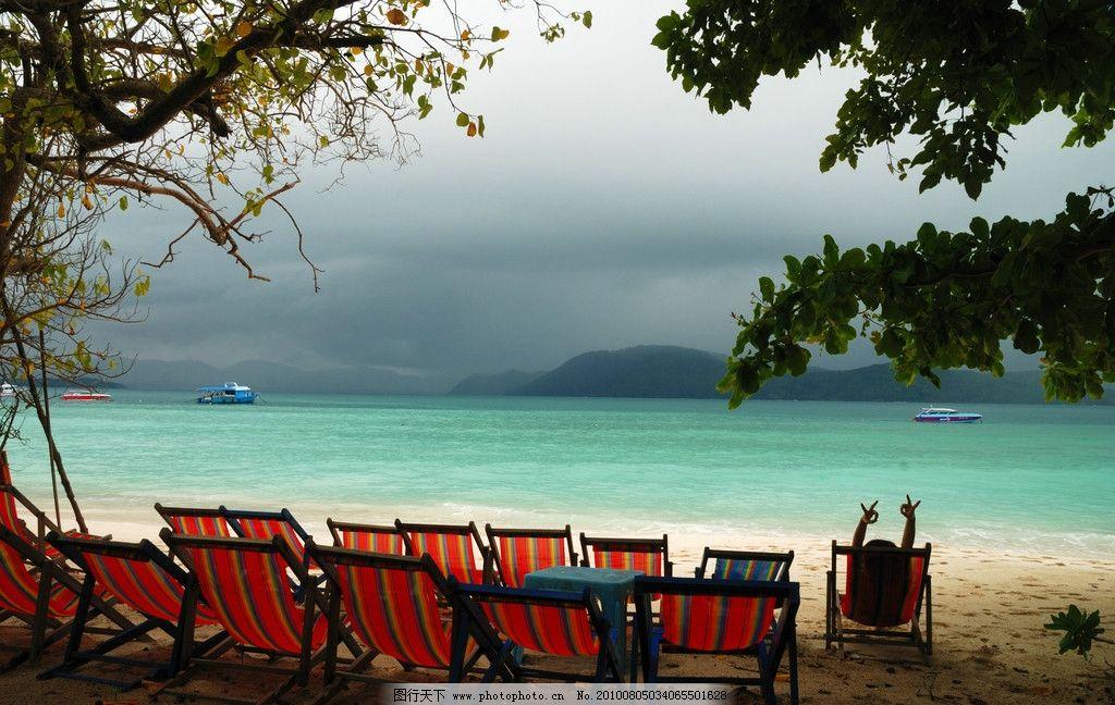 泰国珊瑚岛图片