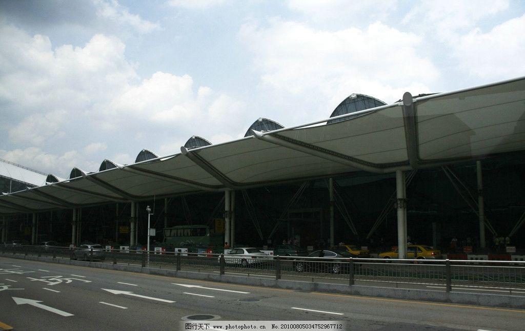 白云机场图片