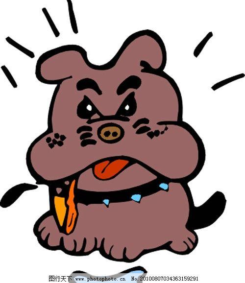 可爱卡通动物