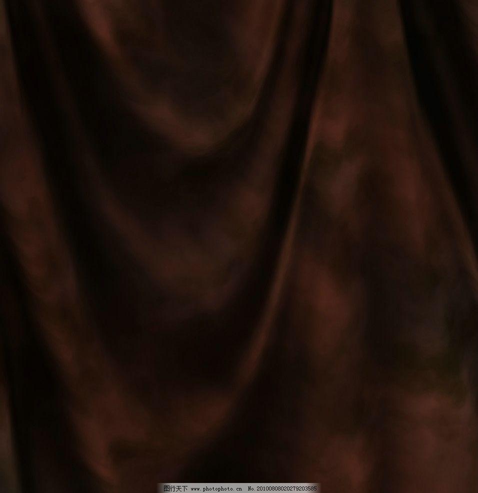咖啡色绸缎图片_背景底纹