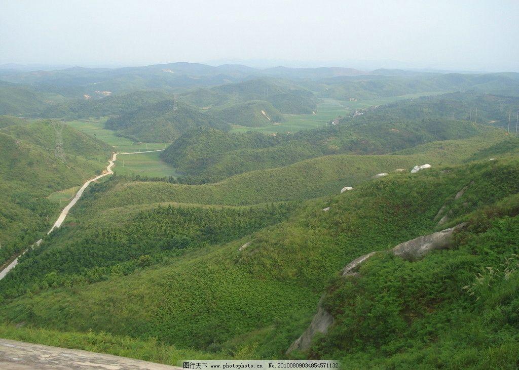 山路风景图片
