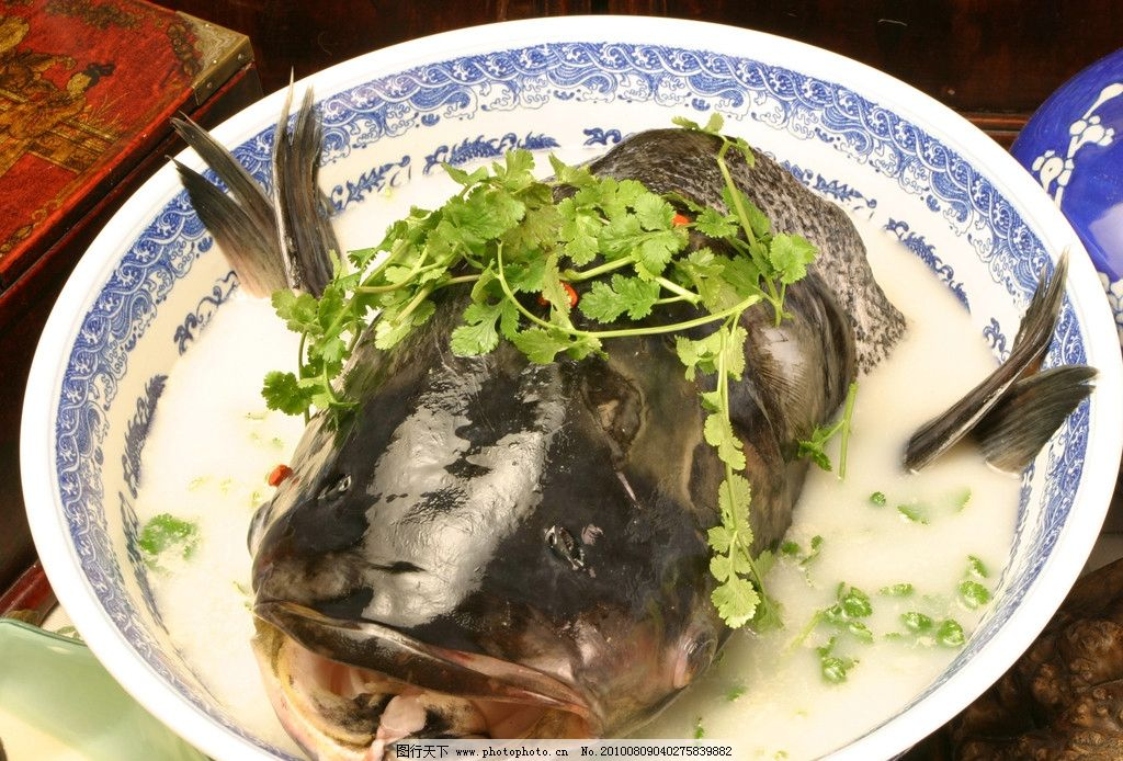 千岛湖鱼头图片