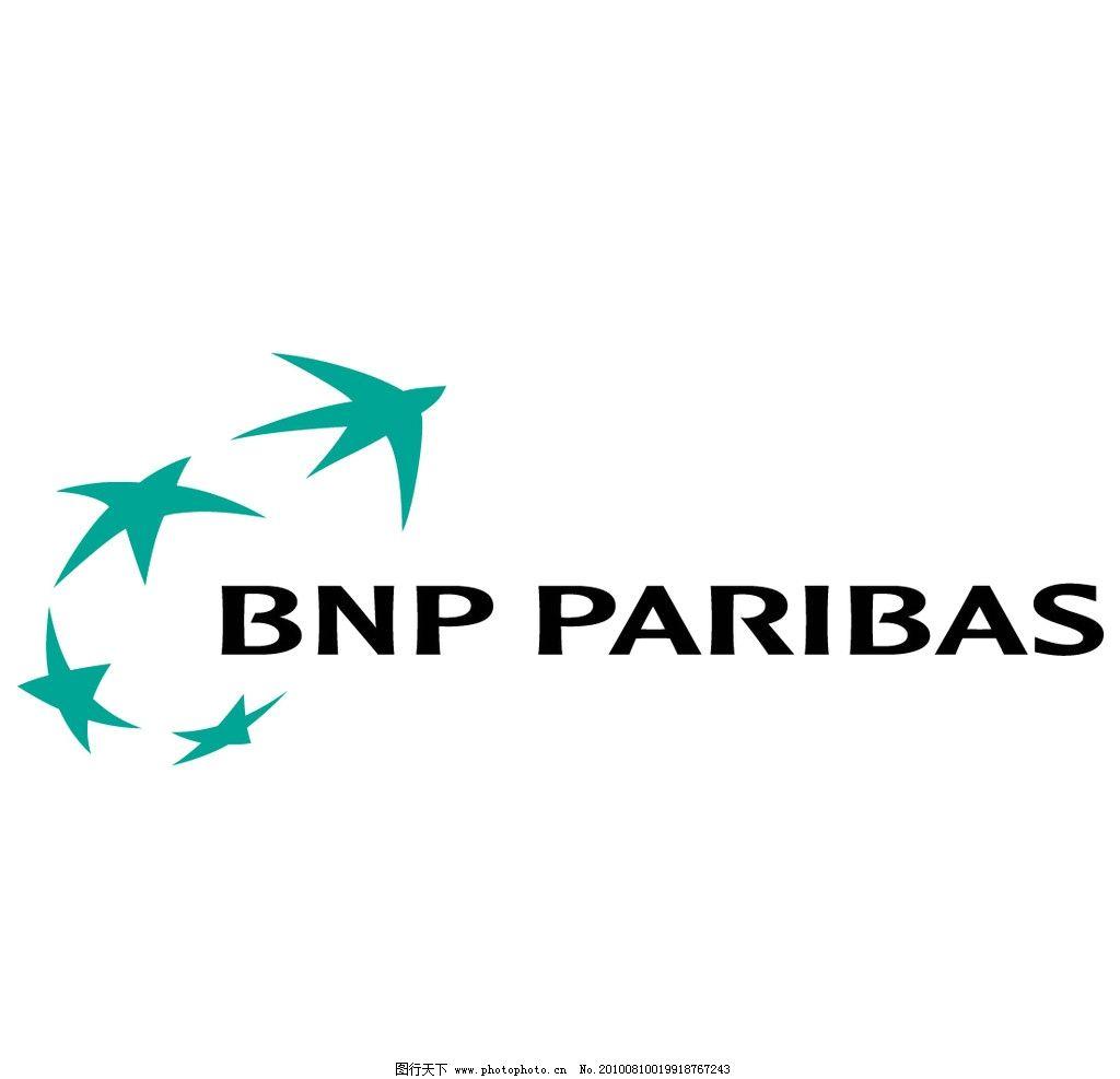 法国巴黎银行logo图片