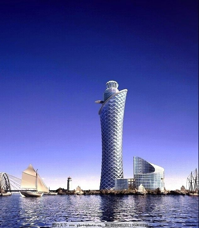 建筑效果图 景观设计 建筑外景 手绘效果图 手绘景观 城市建筑 马克笔