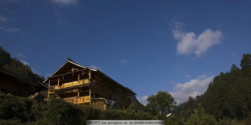贵州垂直森林建筑
