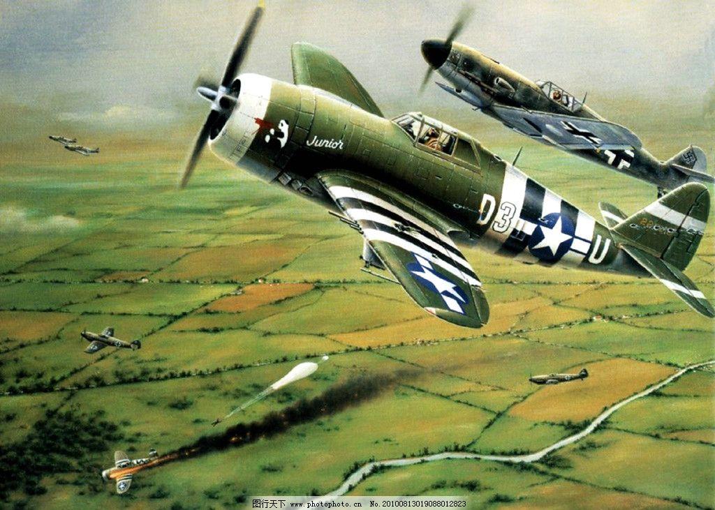 手绘飞机 手绘 飞机 卡通
