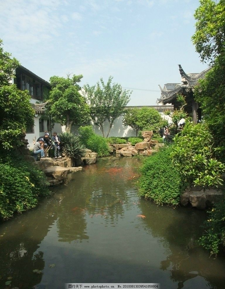 苏州园林 园林 苏州 建筑 风景 山水 古镇 石头 瘦西湖 江南 园林建筑