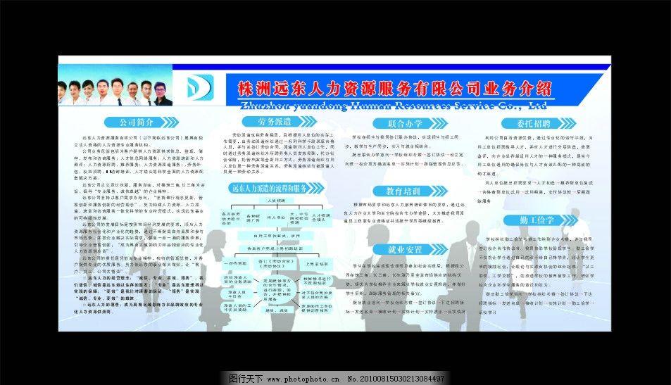 人力资源制度          劳务派遣制度 服务流程图远东人力公司简介