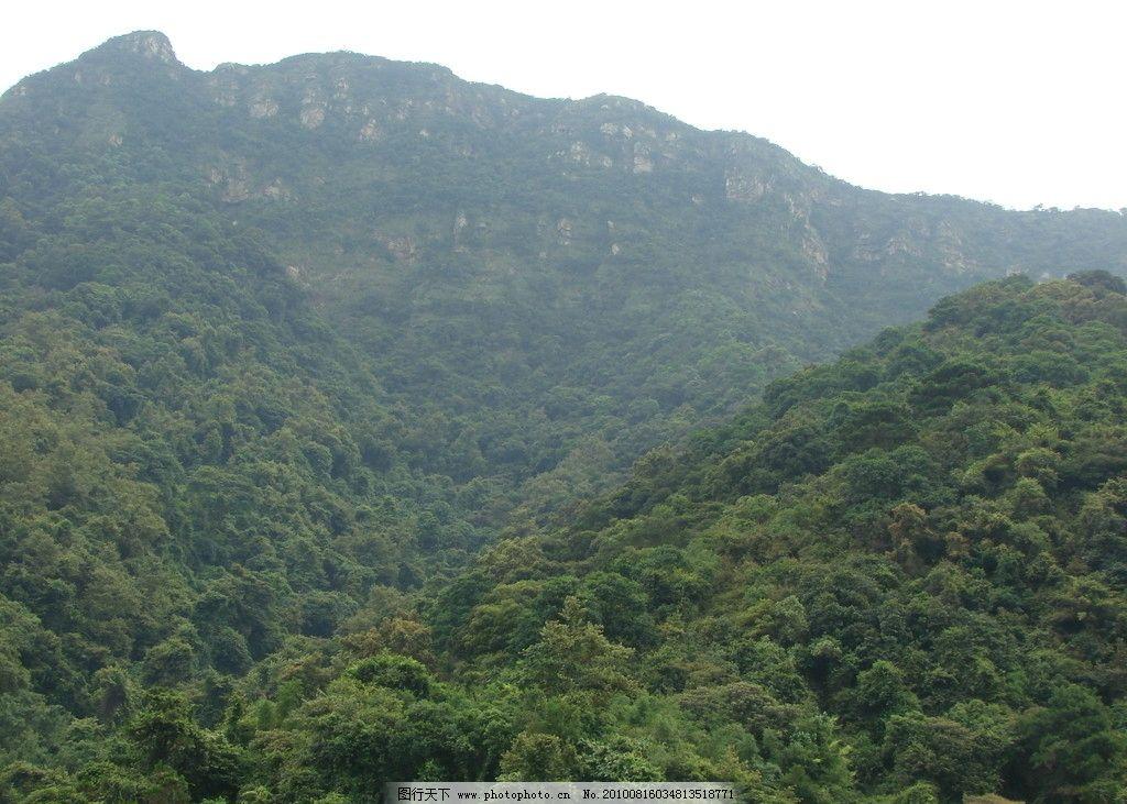 青山 绿山 绿树 森林 深山 峡谷 摄影作品 自然风景 自然景观 摄影 72