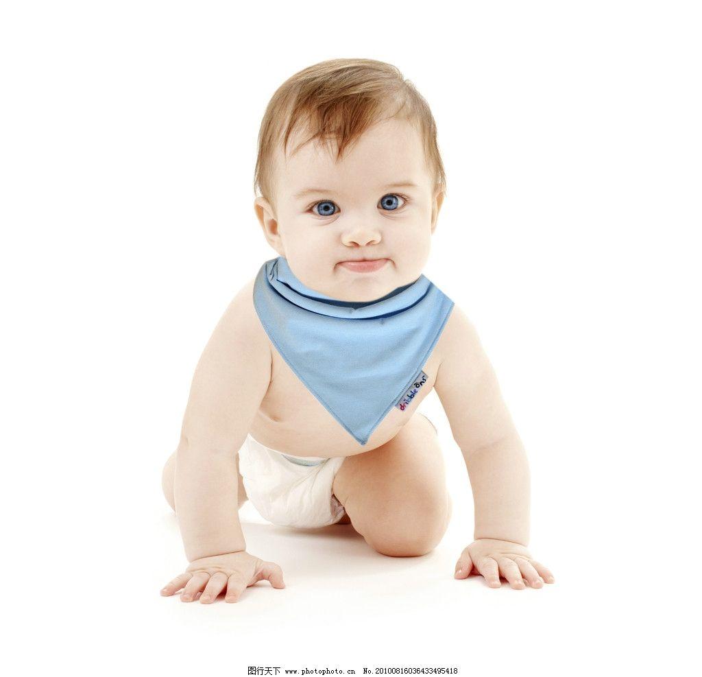 爬行可爱宝宝 可爱 外国 宝宝 baby 小孩 孩子 幼儿 国外 小机灵 机灵