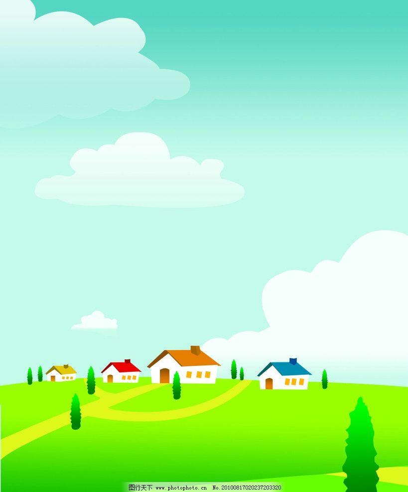 幼儿园家园手工边框