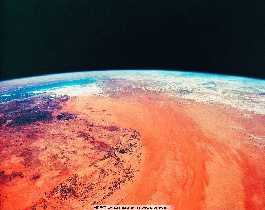 鸟瞰地球 星球 宇宙 太空 探索 望远镜 天文 天文摄影 摄影